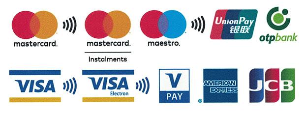 Kalorflex bankkártyás fizetési lehetőség